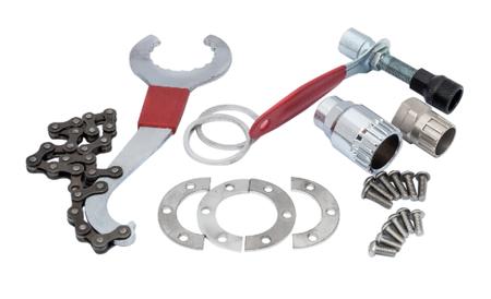 Zestaw narzędzi / kluczy do montażu zestawów elektrycznych (15)