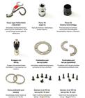 Zestaw narzędzi / kluczy do montażu zestawów elektrycznych (14)