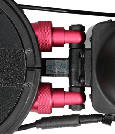 Amortyzator tył do hulajnogi elektrycznej Techlife X6 (6)