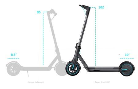 Hulajnoga elektryczna Motus Scooty 10 350W (15)