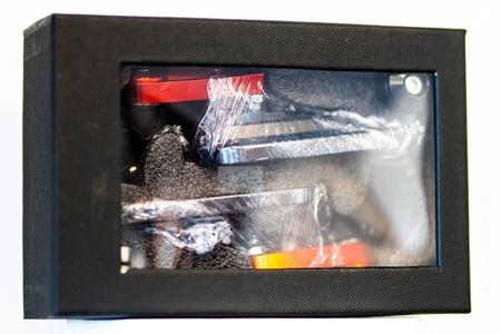 Lusterka wsteczne do hulajnogi elektrycznej Techlife X7 / X7S / X9 (6)