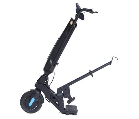 Przystawka elektryczna do wózka inwalidzkiego Blumil GO+GPS (3)