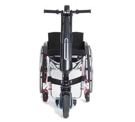 Przystawka elektryczna do wózka inwalidzkiego Blumil GO+GPS (4)