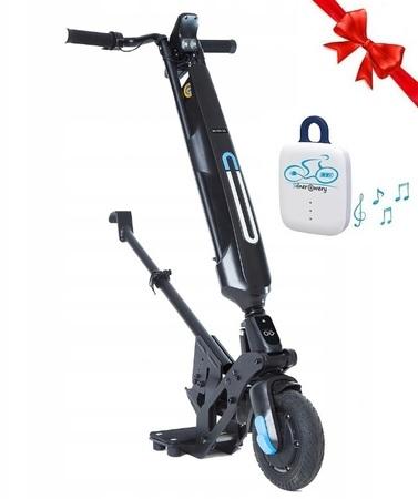 Przystawka elektryczna do wózka inwalidzkiego Blumil GO+GPS (1)