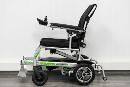Elektryczny wózek inwalidzki Airwheel H3P+GPS (6)