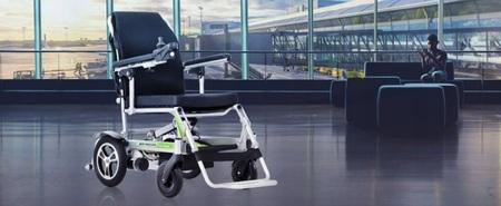 Elektryczny wózek inwalidzki Airwheel H3P+GPS (7)