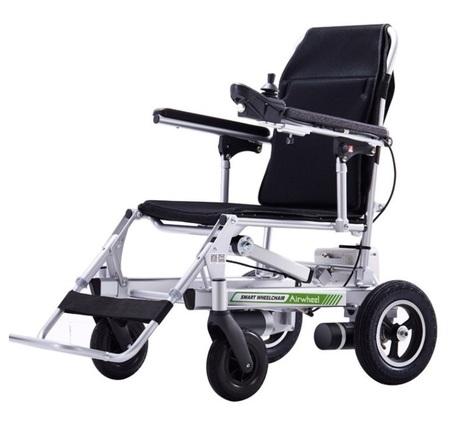Elektryczny wózek inwalidzki Airwheel H3P+GPS (14)