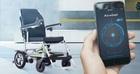 Elektryczny wózek inwalidzki Airwheel H3P+GPS (10)