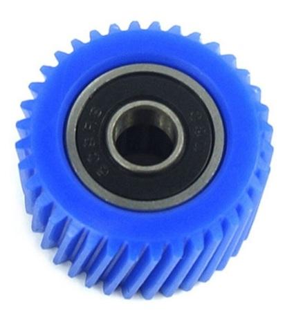 Przekładnia nylonowa z łożyskiem do silnika centralnego MID / TSDZ2 (5)
