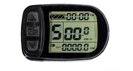 Zestaw elektryczny S1100 1kW 48V LCD5+Bateria 14,5Ah+Ł.2A+GRATIS (20)