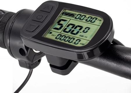 Zestaw elektryczny S1100 1kW 48V LCD5+Bateria 17,5Ah+Ł.2A+GRATIS (2)
