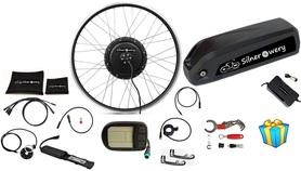 Zestaw elektryczny S1100 1kW 48V LCD5+Bateria 17,5Ah+Ł.4A+GRATIS