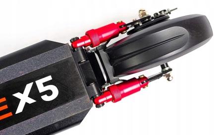 Hulajnoga elektryczna Techlife X5S 350W 18Ah (5)