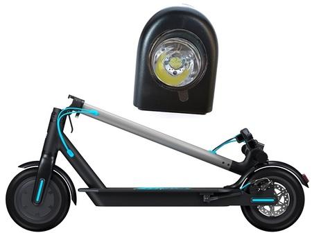 Lampka LED przód do hulajnogi elektrycznej Motus Scooty 8,5 (2)
