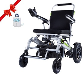 Elektryczny wózek inwalidzki Airwheel H3T+GPS