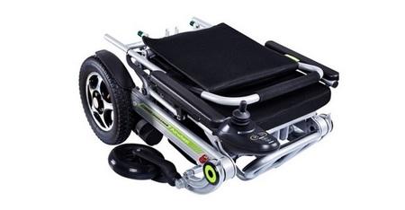 Elektryczny wózek inwalidzki Airwheel H3T+GPS (7)