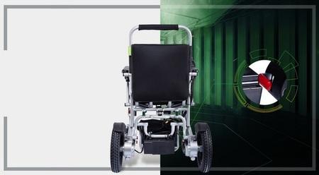 Elektryczny wózek inwalidzki Airwheel H3T+GPS (10)