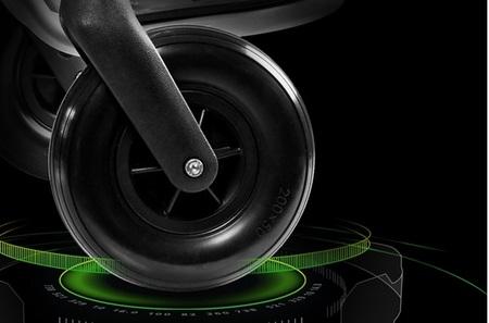 Elektryczny wózek inwalidzki Airwheel H3T+GPS (11)