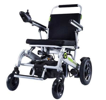 Elektryczny wózek inwalidzki Airwheel H3T+GPS (3)