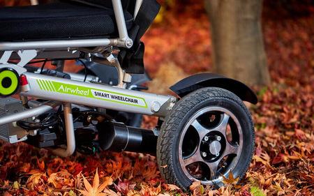 Elektryczny wózek inwalidzki Airwheel H3T+GPS (17)