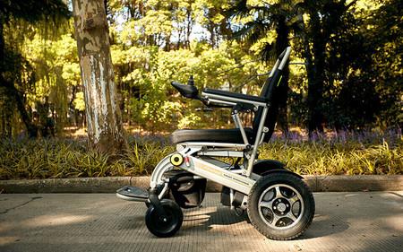 Elektryczny wózek inwalidzki Airwheel H3T+GPS (19)