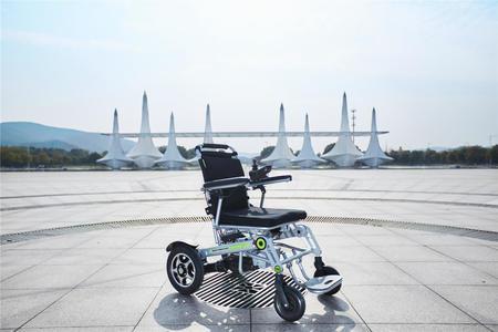 Elektryczny wózek inwalidzki Airwheel H3T+GPS (22)