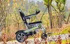 Elektryczny wózek inwalidzki Airwheel H3T+GPS (16)