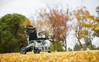 Elektryczny wózek inwalidzki Airwheel H3T+GPS (5)
