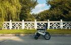 Elektryczny wózek inwalidzki Airwheel H3T+GPS (20)