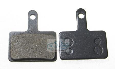 Klocki hamulcowe do hulajnogi elektrycznej Techlife X7/X7S / hydrauliczne hamulce (2)