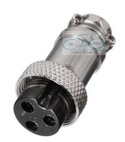 Wtyczka / złącze ładowania GX16 3-Pin