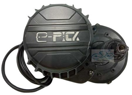 Zestaw elektryczny MID 800W 48V+Bateria 24,5Ah+Ł.2A (2)
