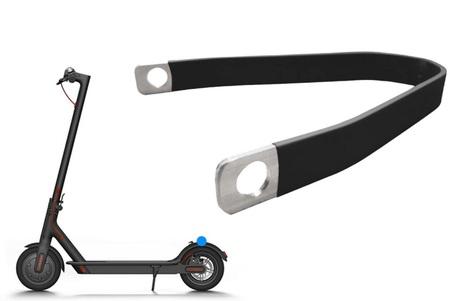 Błotnik tył z lampką + wspornik aluminiowy do hulajnogi Xiaomi M365 /PRO (19)