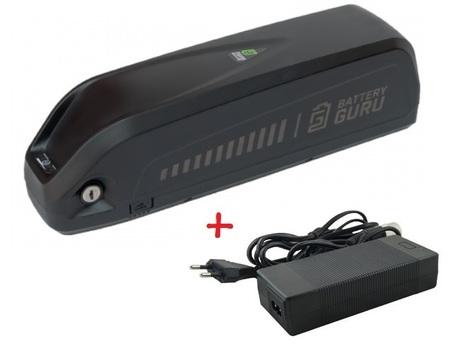 Bateria Li-ion do roweru elektrycznego 17,5Ah 48V+Ł.2A (1)