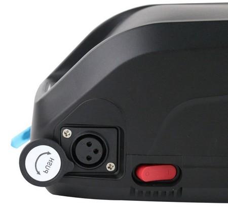 Bateria Li-ion do roweru elektrycznego 17,5Ah 48V+Ł.2A (10)