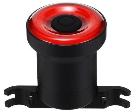 Lampka LED tylna z czujnikiem ruchu / funkcja STOP (12)