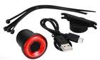 Lampka LED tylna z czujnikiem ruchu / funkcja STOP (9)