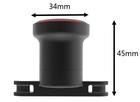 Lampka LED tylna z czujnikiem ruchu / funkcja STOP (15)