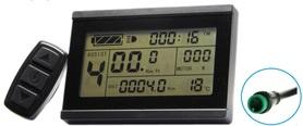 Wyświetlacz KT-LCD3 do rowerów elektrycznych