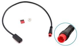 Czujnik magnetyczny hamulców hydraulicznych do rowerów elektrycznych