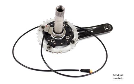 Czujnik prędkości PAS uniwersalny do roweru elektrycznego (6)