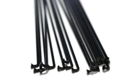 Szprychy do roweru elektrycznego 2,6mm x 224 mm z nyplami /kpl 12 sztuk (3)