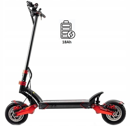 Hulajnoga elektryczna Techlife X7 2000W (1)