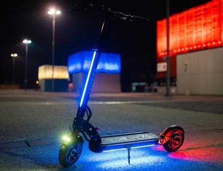 Hulajnoga elektryczna Techlife X6 600W (19)
