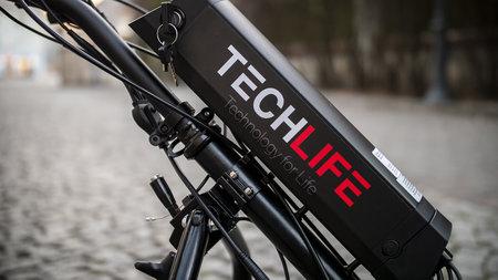 Przystawka elektryczna do wózka inwalidzkiego Techlife W1 11Ah+GPS (10)