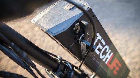 Przystawka elektryczna do wózka inwalidzkiego Techlife W1 11Ah+GPS (11)