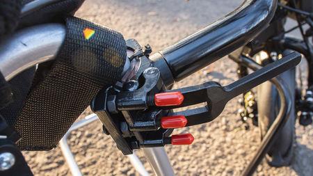 Przystawka elektryczna do wózka inwalidzkiego Techlife W1 11Ah+GPS (13)