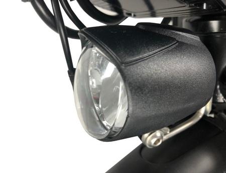 Przystawka elektryczna do wózka inwalidzkiego Techlife W1 11Ah+GPS (20)