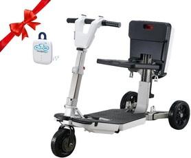 Elektryczny skuter inwalidzki Techlife U5+GPS