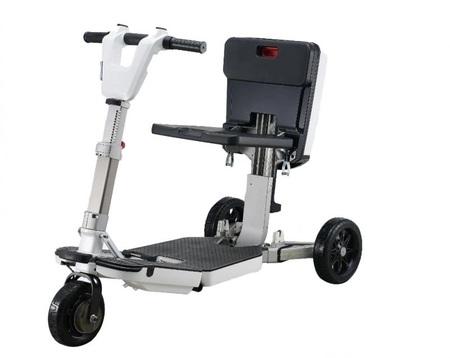 Elektryczny skuter inwalidzki Techlife U5+GPS (2)